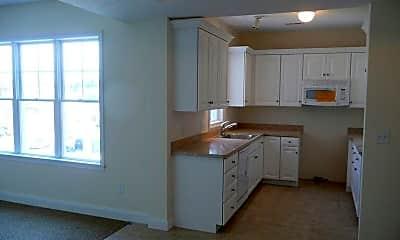 Kitchen, 32 Guild St, 1