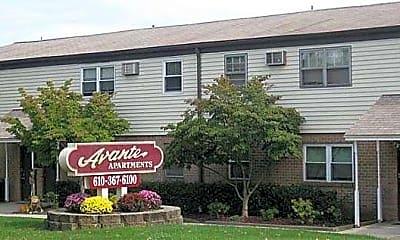 Community Signage, Avante Apartments, 0
