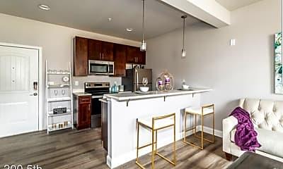 Kitchen, 200 5th Avenue, 1