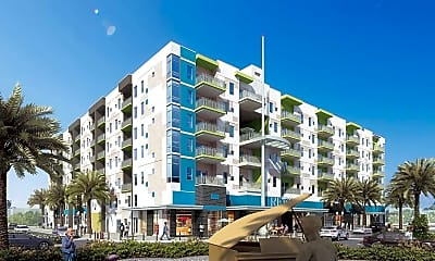 Rendering, The Reed Senior Apartments at Encore, 0