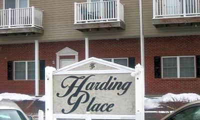 Community Signage, 420 Harding Ave, 0