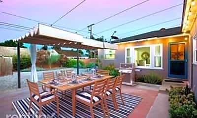 Patio / Deck, 3425 Marber Ave, 1