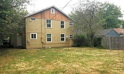 Building, 2477 Alder, 2
