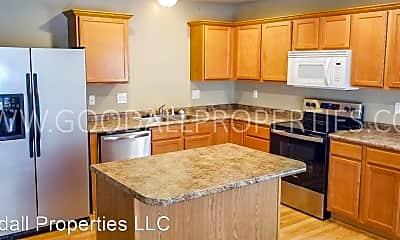 Kitchen, 1103 Blackstone Ln, 1