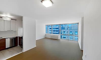 Living Room, 240 East 86th Street #23G, 1