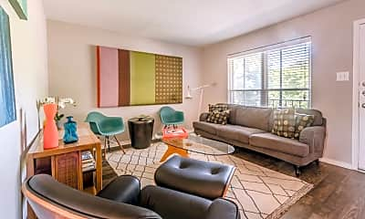 Living Room, Monticello, 0