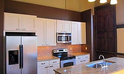 Kitchen, 216 Jefferson Avenue, 1