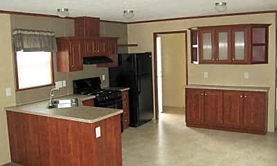 Kitchen, Pine Hills, 1