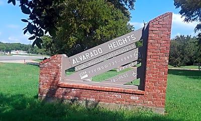 Alvarado Heights Apartments, 1