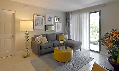 Living Room, Atlantico at Tuscany, 1