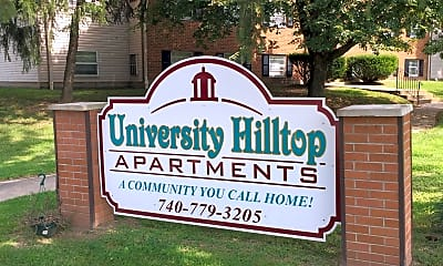 University Hilltop Apartments, 1
