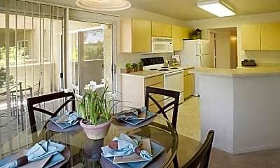 Kitchen, The Village At Lindsay Park, 1