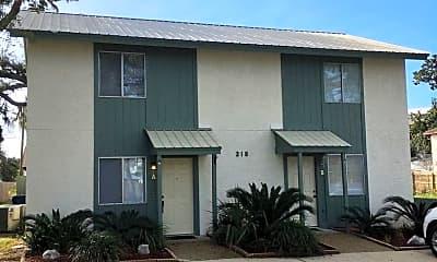Building, 218 E 1st Ct, 0