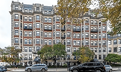 Building, 464 Commonwealth Avenue, 0