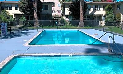 Pool, 5301 Cahuenga Blvd, 2