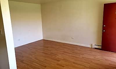 Living Room, 1645 Joliet St, 1