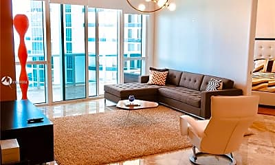 Living Room, 16001 Collins Ave 3407, 1