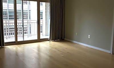 Living Room, 888 N Quincy St 1111, 1