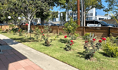 Community Signage, 2043 Cloverfield Blvd, 0