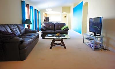 Living Room, 7734 Maroon Peak Dr, 1