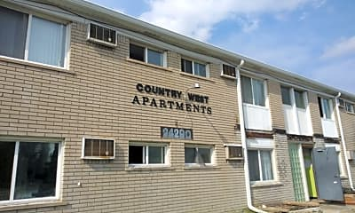 Country West Apartments, 1