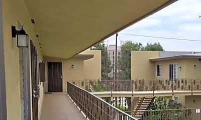 Patio / Deck, Shadowbrook, 1