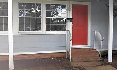 Patio / Deck, 605 Everette St, 1