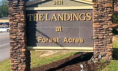 Community Signage, The Landings At Forest Acres, 0