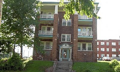 Building, 4000 Warwick Blvd, 1
