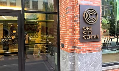 One City Center, 1