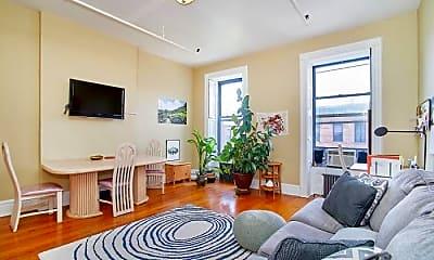 Living Room, 343 W 121st St, 0