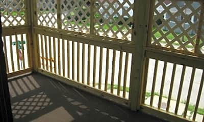 Patio / Deck, 527 Pearl St, 2