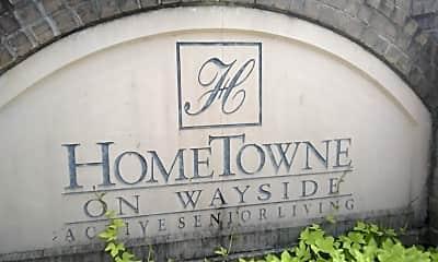 Hometown on Wayside, 1