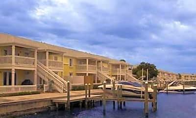 Building, Waterside at Coquina Key, 1