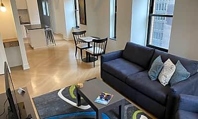 Living Room, 1150 Griswold St, 0
