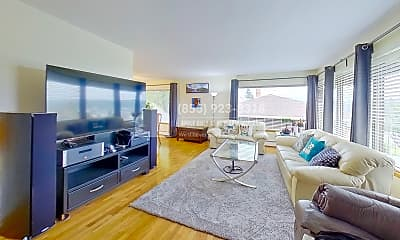 Living Room, 8608 S 134Th Street, 1
