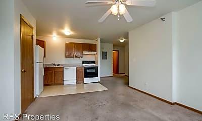 Kitchen, 216/224 S. Kellogg 219 S. Sherman, 1
