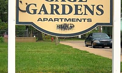 Gage Gardens, 1