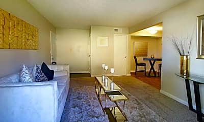 Living Room, Hesperian Falls, 1
