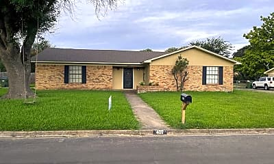 Building, 409 Oklahoma Ave, 0