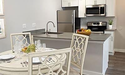 Kitchen, 709 Lamar Pl, 2