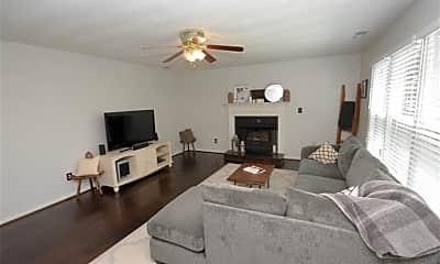 Living Room, 4401 Valera Ct, 1
