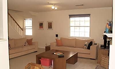 Living Room, 5708 Chapman Mill Dr 210, 0