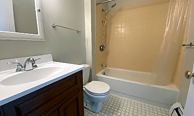 Bathroom, 128 Hemenway St, 0