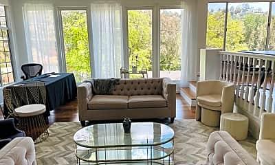 Living Room, 9665 Heather Rd, 1