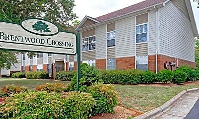 Building, Brentwood Residences, LP, 0