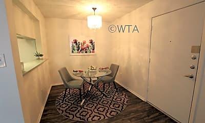 Dining Room, 3600 North Hills, 1
