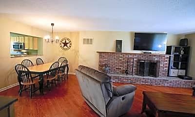 Living Room, 9 F Dorado Dr, 0