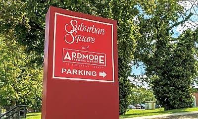 Community Signage, 250 W Montgomery Ave, 2