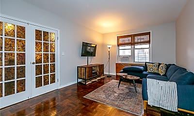 Living Room, 65-60 Wetherole St 1K, 1